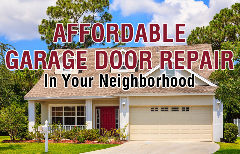 Dallas's Choice Garage Door Repair Co.